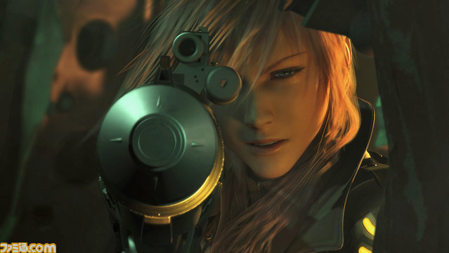 【PS3】FAMI通本周关于《最终幻想13》的图片若干(战斗系统向)